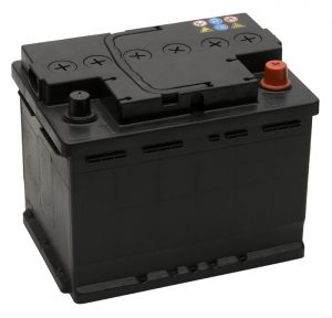 car battery disposal